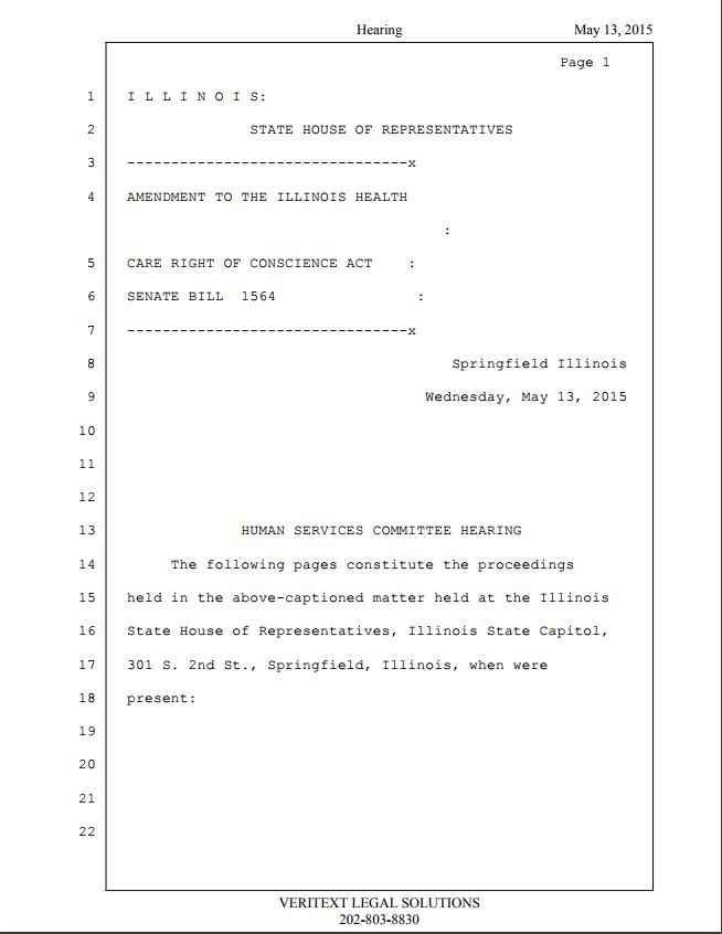 SB-1564-House-Committee-Hearing-Transcript