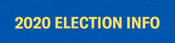 2020 Election Information