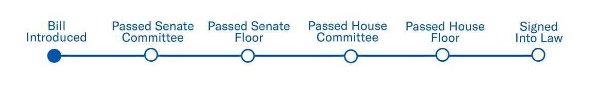 Senate Bill Introduced