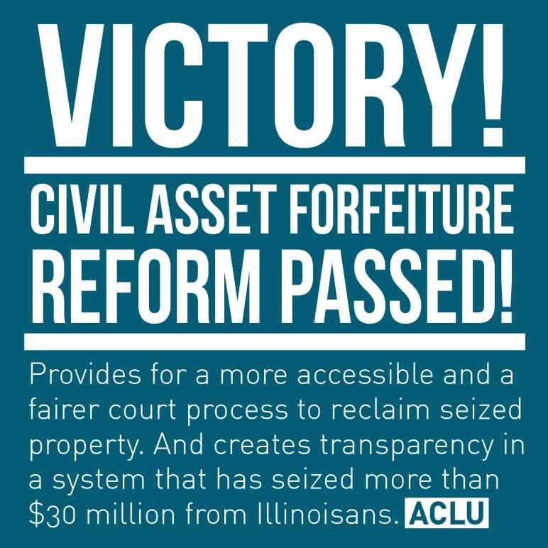 Civil Asset Forfiture