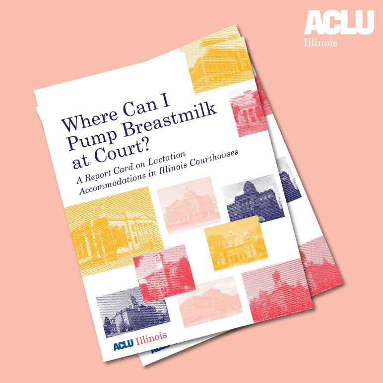 Where Can I Pump Breastmilk at Court Report