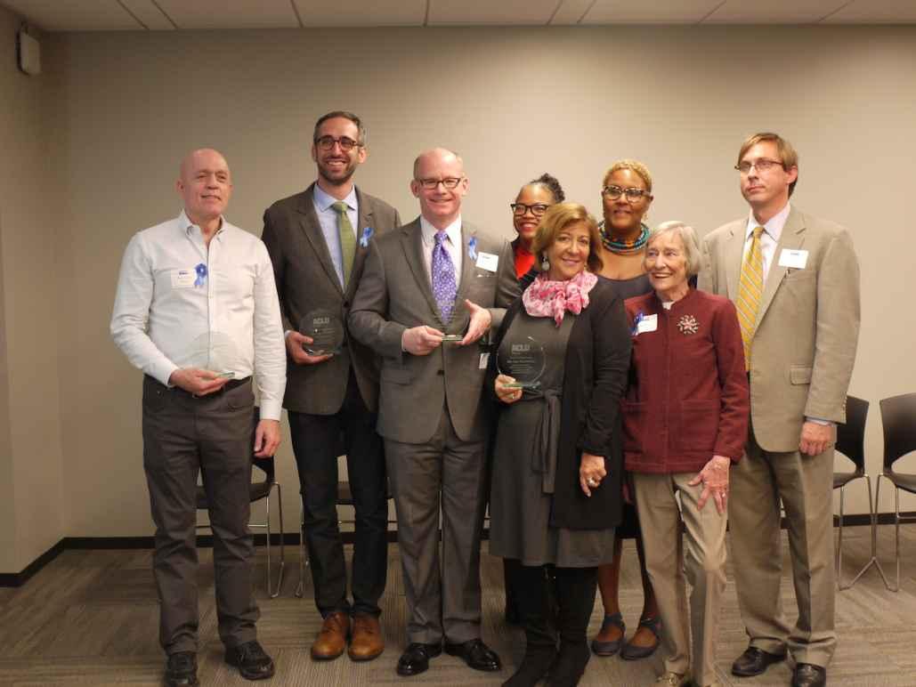 ACLU of Illinois Legislator Award Winners