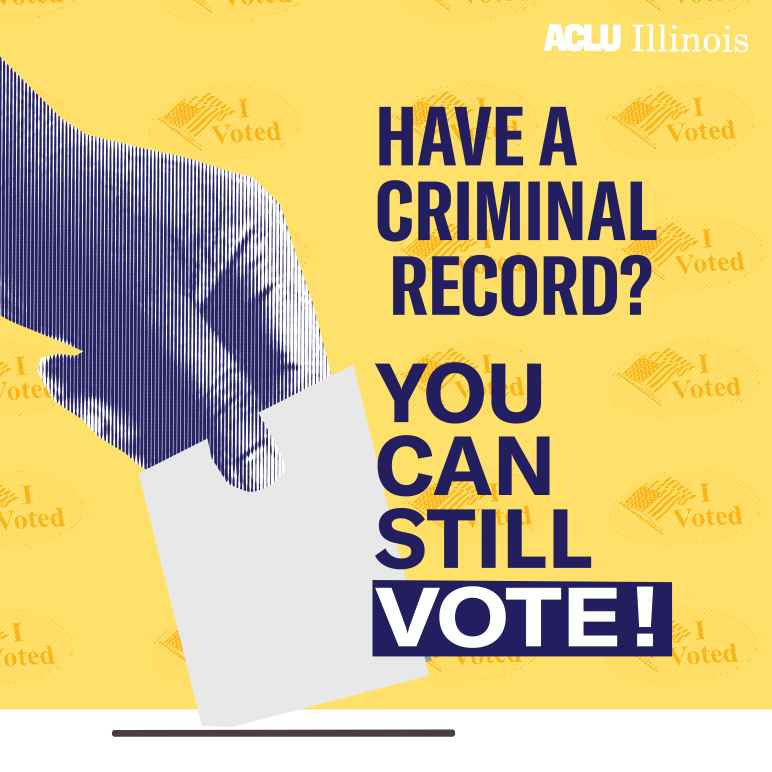 Have a Criminal Record? You Can Still Vote!