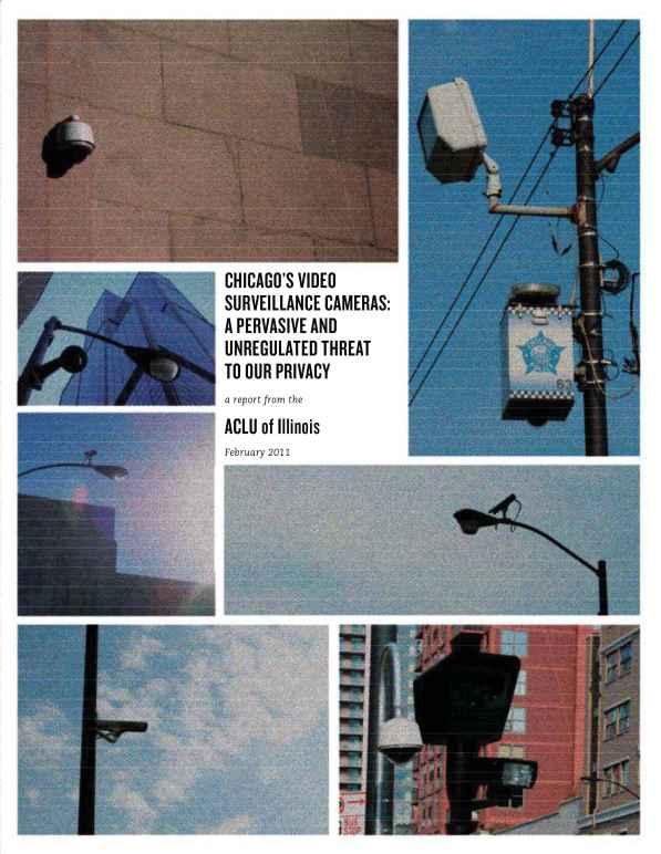 Video Camera Surveillance in Chicago