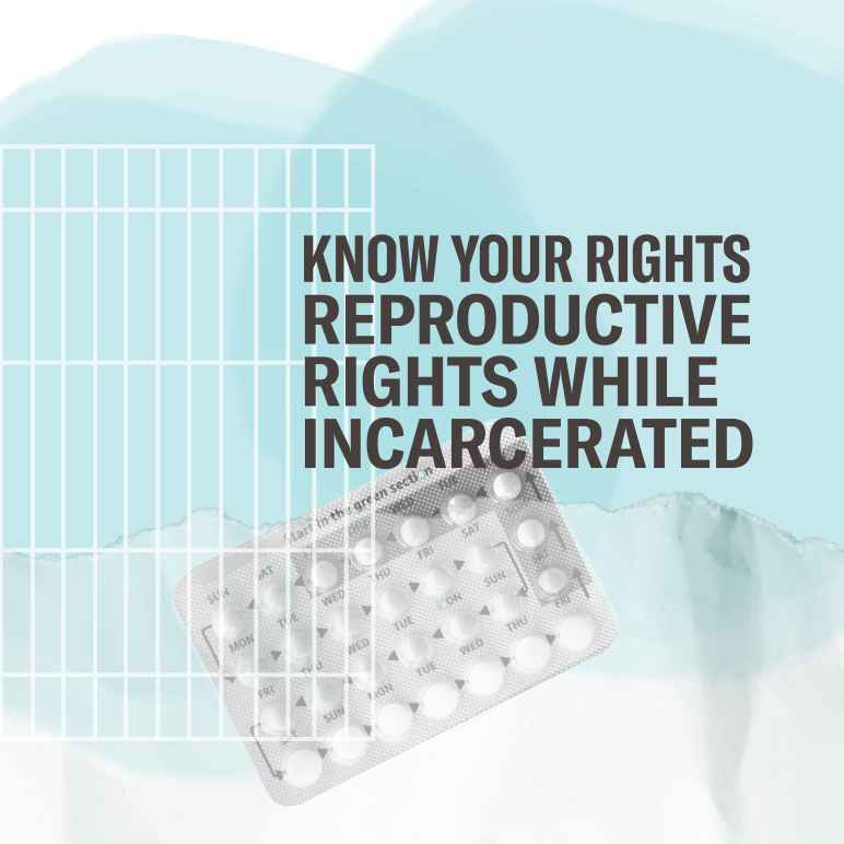 Know Your Rights - Reproductive Rights While Incarcerated
