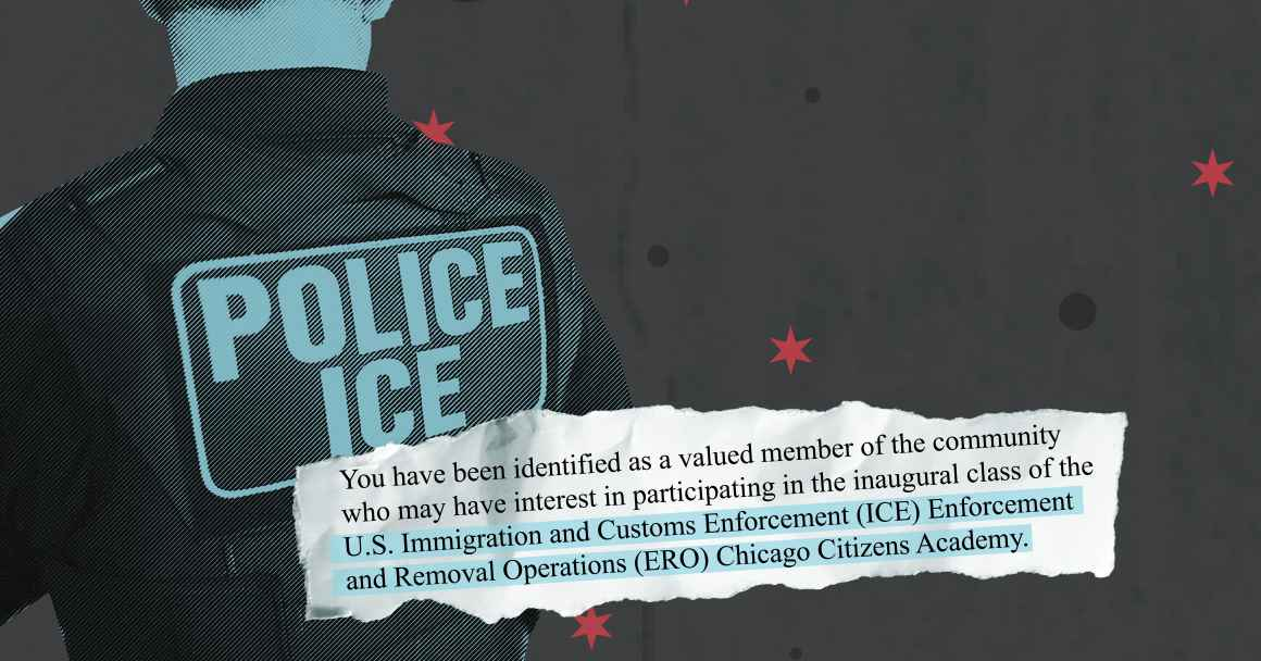 Tell Congress To Block Funding for ICE Citizen Academy