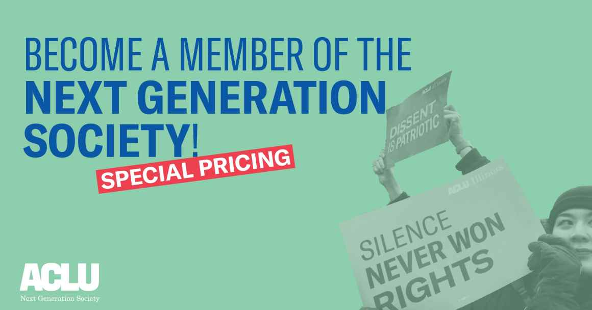 Join the Next Generation Society