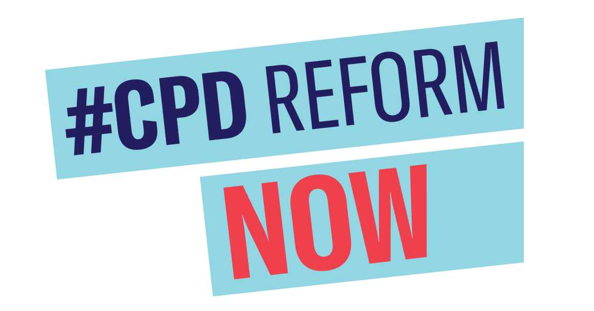 CPD Reform Now